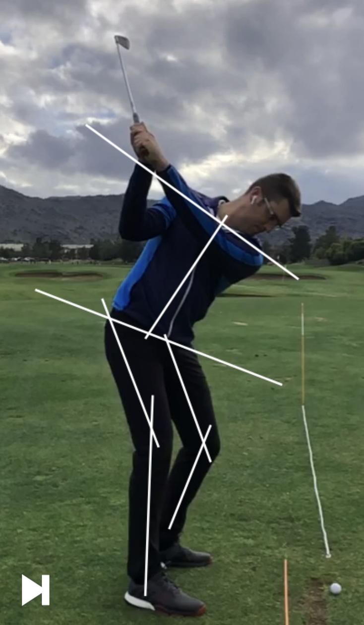 golfswing – Bryan Pate, PGA